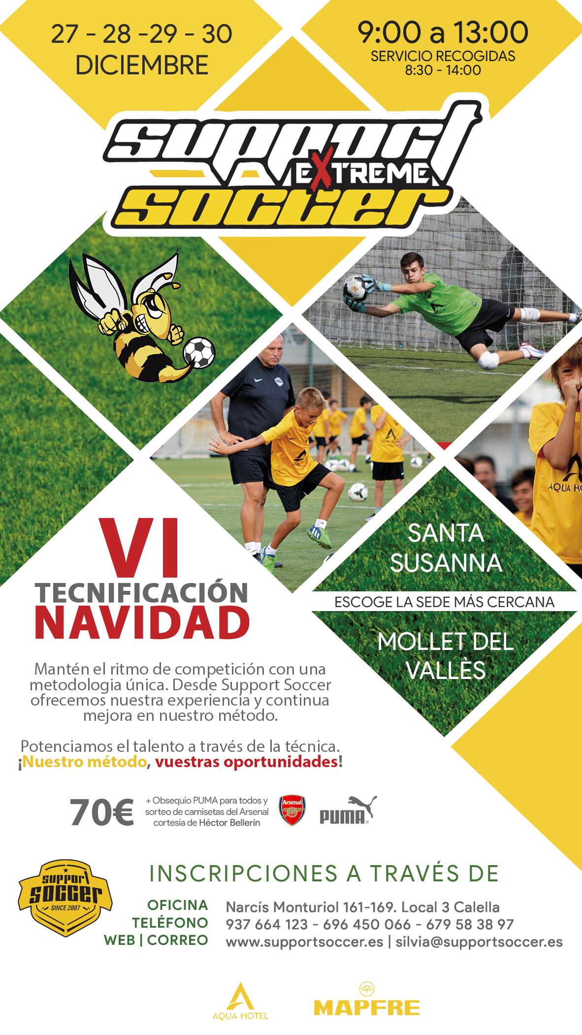 Flyer_Navidad_2016_Support_Soccer
